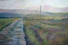 "Near Ballycroy, Co. Mayo 24 x 36"""