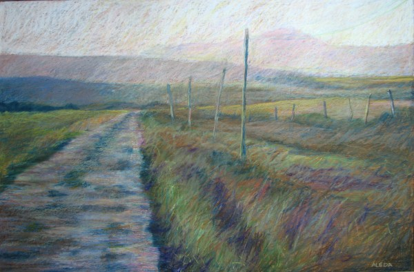 Near Ballycroy, Co. Mayo 24 x 36""