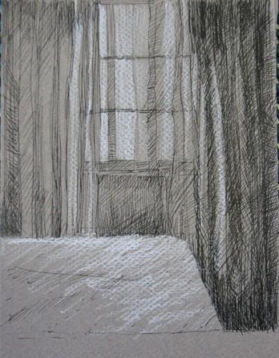 """Curtains 3"""" x 5"""""""