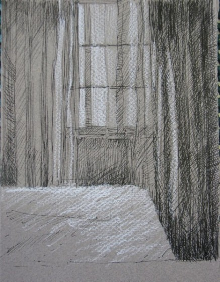 "Curtains 3"" x 5"""