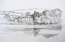 """Blackwater River Villierstown 8 1/2"""" x 11"""""""