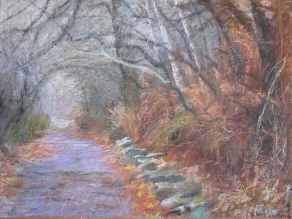 """La Salle Path 18"""" x 24"""""""