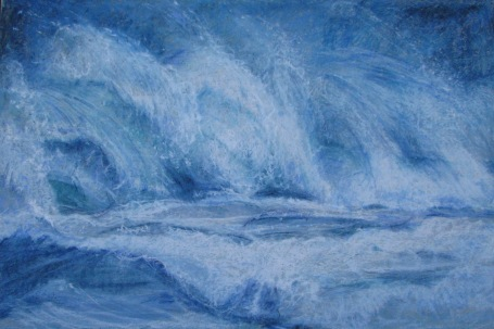 """High Surf 24 X 36"""""""