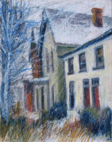 """Ray Street North 11"""" x 14"""" SOLD"""