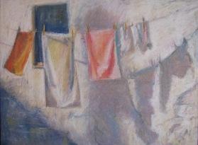 """Pink Towel 18"""" x 24"""""""