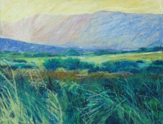 "Meadow 11"" x 14"" SOLD"