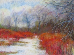 """Princess Point 18"""" x 24"""" SOLD"""